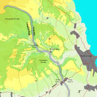 River Derwent map