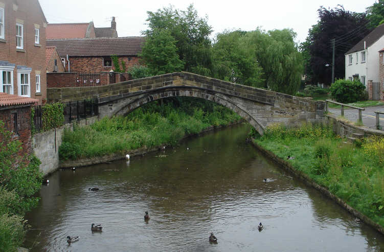 River Leven At Stokesley