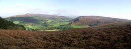 Panoramic View of Scugdale